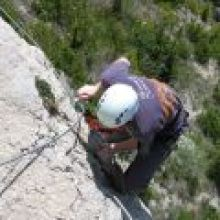 escalade saint ferreol 30 pas