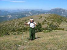 Randonnée pédestre Drôme